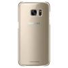 Pouzdro Samsung EF-QG930CF zlaté pro Samsung Galaxy S7