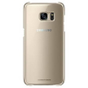 Pouzdro Samsung EF-QG935CF zlaté pro Samsung Galaxy S7 Edge