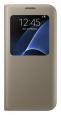 Pouzdro Samsung EF-CG935PF zlaté pro Samsung Galaxy S7 Edge