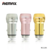 Autonabíječka Remax RCC205 Dual USB 2.4A Rose Gold
