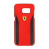 Ferrari Daytona Hard Case Red/Carbon pro Samsung Galaxy S7 Edge