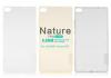 Pouzdro Nillkin Nature TPU Huawei P8 šedé