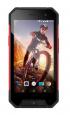 Evolveo StrongPhone Q7 LTE Black Red