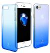 Pouzdro Baseus Glaze Case iPhone 7 modré