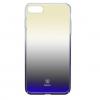 Pouzdro Baseus Glaze Case iPhone 7 Plus fialové