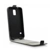 Pouzdro Slim Flip Flexi pro Samsung Galaxy J Black