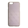 Pouzdro Guess GUHCP6MEPI 4G Metallic Hard iPhone 6/6S růžové