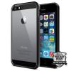 Pouzdro Spigen Ultra Hybrid pro Apple iPhone 5S/SE Black