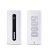 Remax E5 PowerBank 5000 mAh White