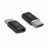 EBX63212002-A LG redukce MicroUSB -> Type C Adapter Black