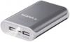 Powerbanka Varta Dual USB 6.000 mAh Grey