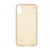 Pouzdro Speck Presidio Clear (103132-5636) pro Apple iPhone X Glitter Gold