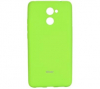 Pouzdro Roar Colorful Jelly pro Huawei Y7 limetkové