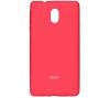 Pouzdro Roar Colorful Jelly pro Nokia 3 tmavě růžové