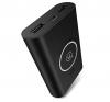 Powerbanka USAMS US-CD31 8000 mAh s bezdrátovým nabíjením Black