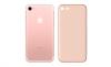 Ochranný kryt 3mk Natural Case pro Apple iPhone 7/8 poloprůhledný - růžový