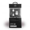 Datový kabel Mercedes MECBUBK s Lightning a MicroUSB konektorem