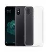 Pouzdro Silikonové pro Xiaomi Mi A2 transparentní