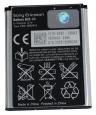 Baterie Sony Ericsson BST-43 1000 mAh