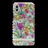 Pouzdro SoSeven (SSBKC0017) Hawai Case Tropical pro Apple iPhone X/XS modré
