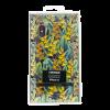 Pouzdro SoSeven (SSBKC0020) Hawai Case Tropical pro Apple iPhone X/XS žluté