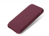Pouzdro Decoded (D8IPO61SW3BY) Leather SLIM Wallet pro Apple iPhone XR fialové