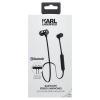Bezdrátová sluchátka Karl Lagerfeld (CGBTE08) Wireless Stereo Black