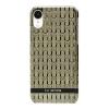Pouzdro SoSeven (SSBKC0098) Fashion Paris pro Apple iPhone Xr černo zlat