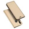 Pouzdro Dux Ducis Skin pro Huawei Y5 2018 zlaté