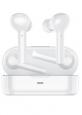 USAMS LA Dual Stereo Bluetooth headset White