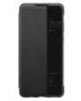 Pouzdro Huawei Original S-View pro Huawei P30 Lite černé