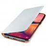 Pouzdro Samsung EF-WA202PW Wallet pro Samsung A202 Galaxy A20e bílé