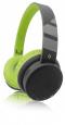 Bluetooth sluchátka Aligator AH02 zelená