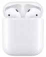 Apple Airpods 2019 (MRXJ2ZM/A) s bezdrátovým nabíjecím pouzdrem bílá