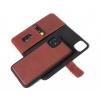 Pouzdro Decoded (D9IPOXIRDW2CBN) Leather 2v1 Wallet pro Apple iPhone 11 hnědé