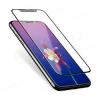 USAMS BH453 Tvrzené sklo 3D pro Apple iPhone Xr černé