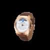 MyKronoz ZeTime Premium 44mm Pink Gold Brown