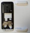 Střední kryt pro Nokia 230 OEM bílý