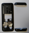 Střední kryt pro Nokia 230 OEM černý