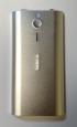 Zadní kryt baterie pro Nokia 230 OEM stříbrný