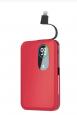 Powerbanka Forever (BAEPOWER5000FORE) Core 5000 mAh červená