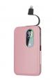 Powerbanka Forever (BAEPOWER5000FORG) Core 5000 mAh růžová