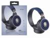 Bezdrátová sluchátka MTK Plus 3553 Blue