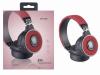 Bezdrátová sluchátka MTK Plus 3553 Red