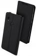 Pouzdro Dux Ducis Skin pro Samsung A715F Galaxy A71 šedé