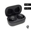 Bluetooth sluchátka FIXED (FIXBO-HD-BK) Boom HD s bezdrátovým nabíjením černá