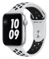 Apple Watch (MYYH2HC/A) SE 44mm Nike+ Silver White