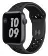 Apple Watch (MG173HC/A) Series 6 Nike+ 44mm Grey Black - speciální nabídka