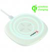 Bezdrátová nabíječka Swissten Wireless 10W bílá