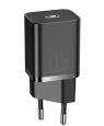 Nabíječ Baseus (CCSUP-B01) Super Si Quick Charger USB-C 20W černý